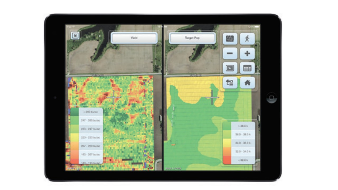 With YieldSense, you can make better decisions with more accurate yield data that you can trust, wirelessly with FieldView Plus. Multiple machines syncing harvest data as you're in the field just makes sense. Furthermore, the RemoteView feature means you can see your combines no matter where you are.