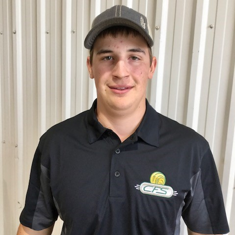 Andrew MartinContractor Andrew started working alongside his brother Perry in 2018 as a tender driver for the sprayer. He really enjoyed the business, and continues to work diligently as a tender driver and now spray operator.