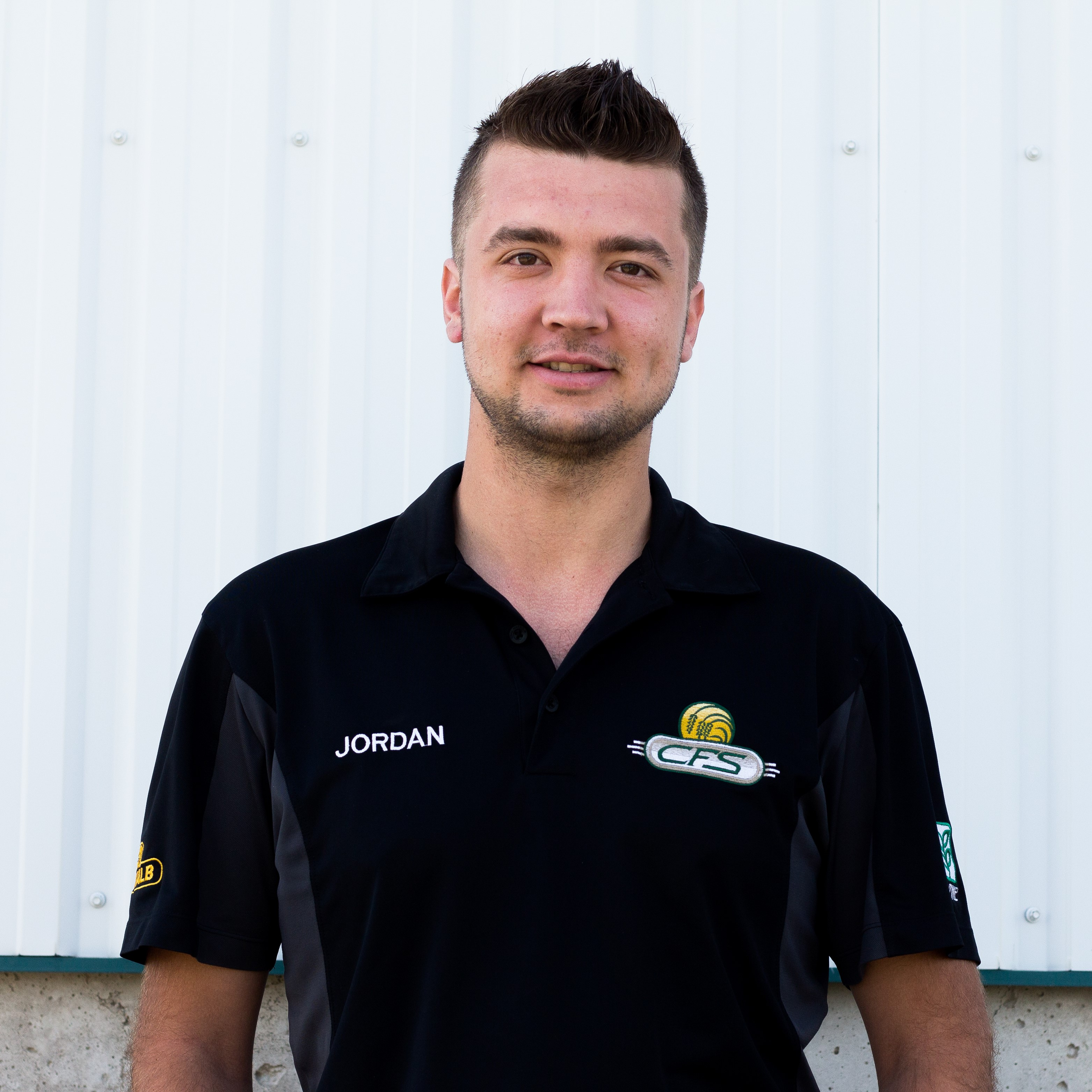 Jordan DiefenbacherSales and Service Jordan grew up on a dairy farm outside of Listowel. He began working for CFS as a sprayer operator in the spring of 2017. Jordan developed outstanding service to our customers and became an essential part of our sales and service team in the fall of 2018 to ensuring our customers receive the best products and results.